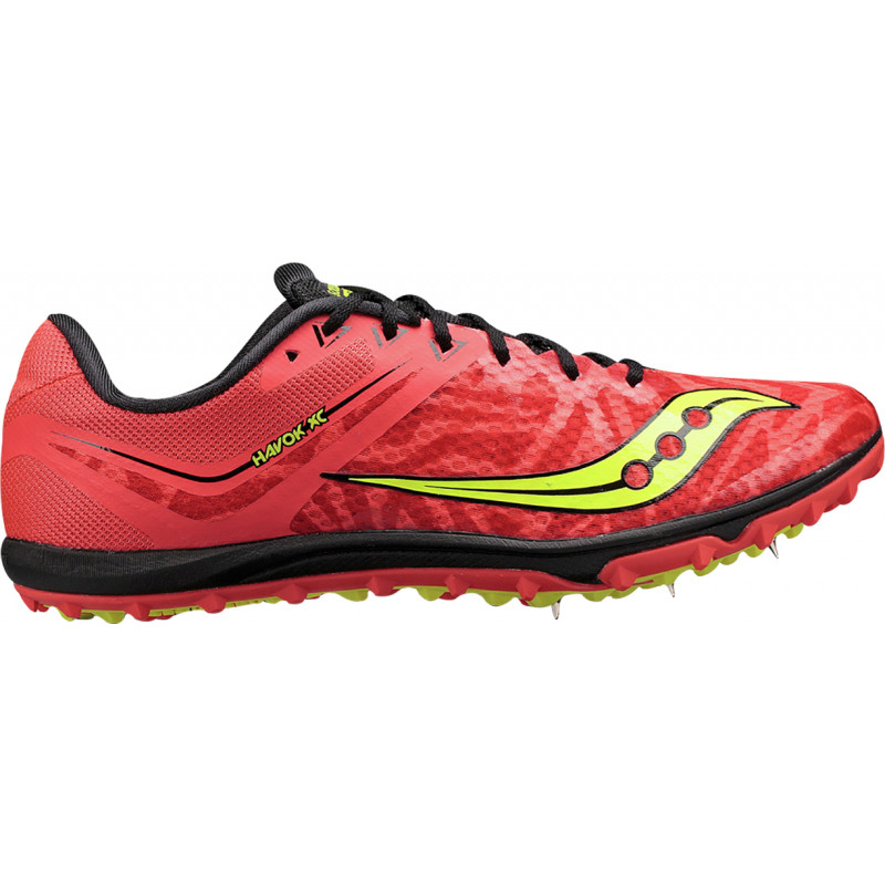 saucony cross country spikes