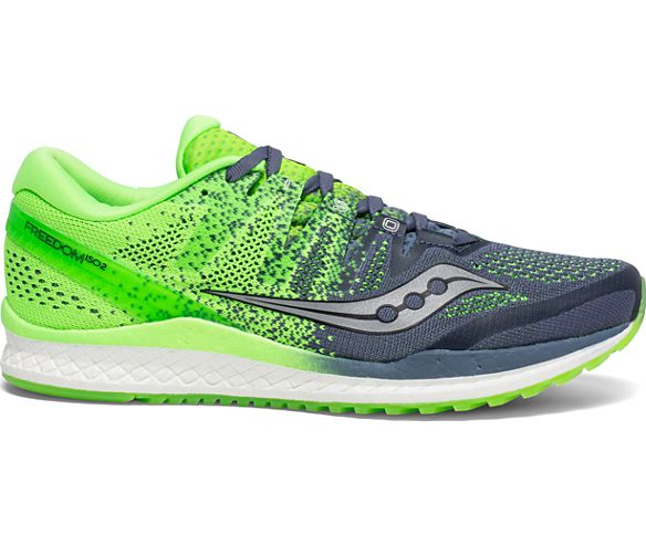 saucony freedom iso review