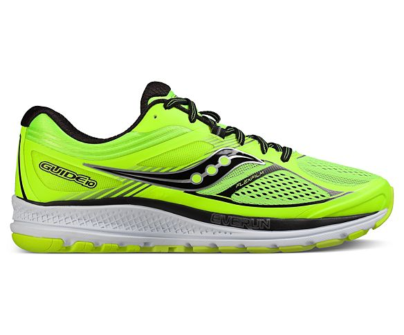 saucony guide 10 review