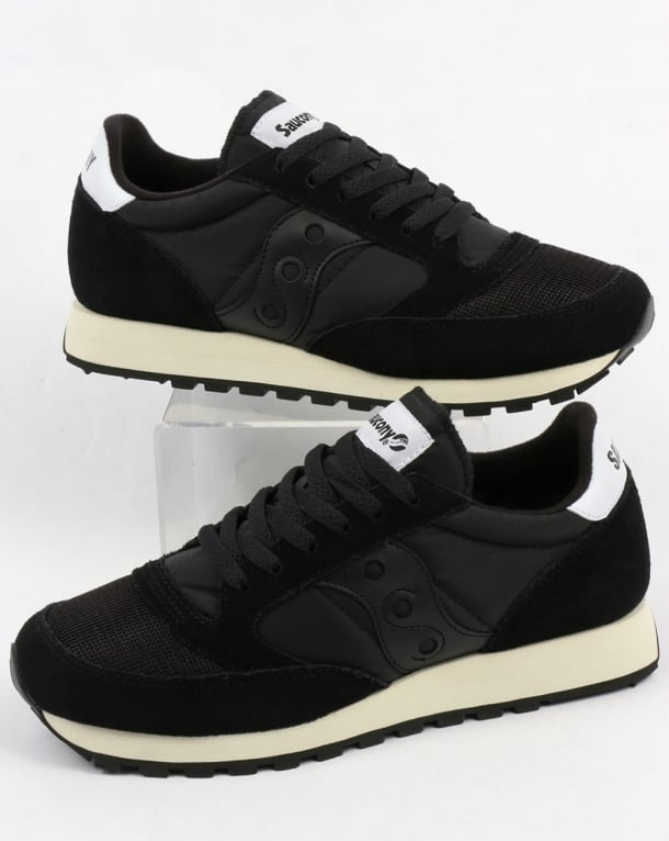 saucony jazz black
