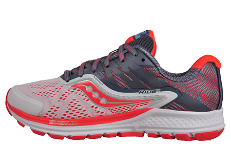 saucony ladies trainers