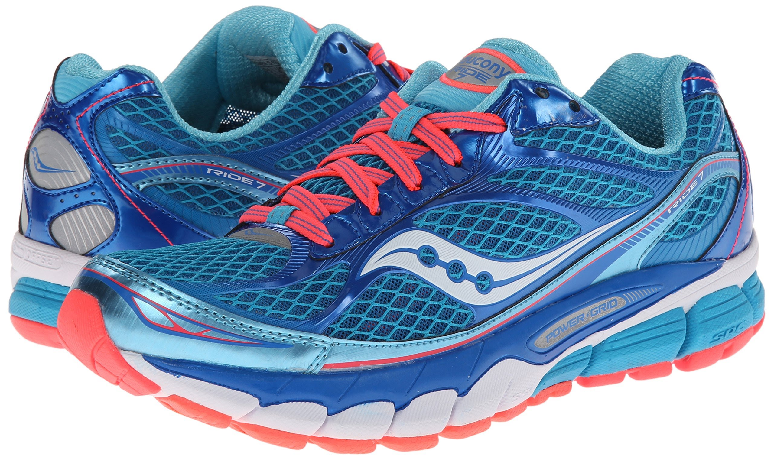 saucony running shoes womens