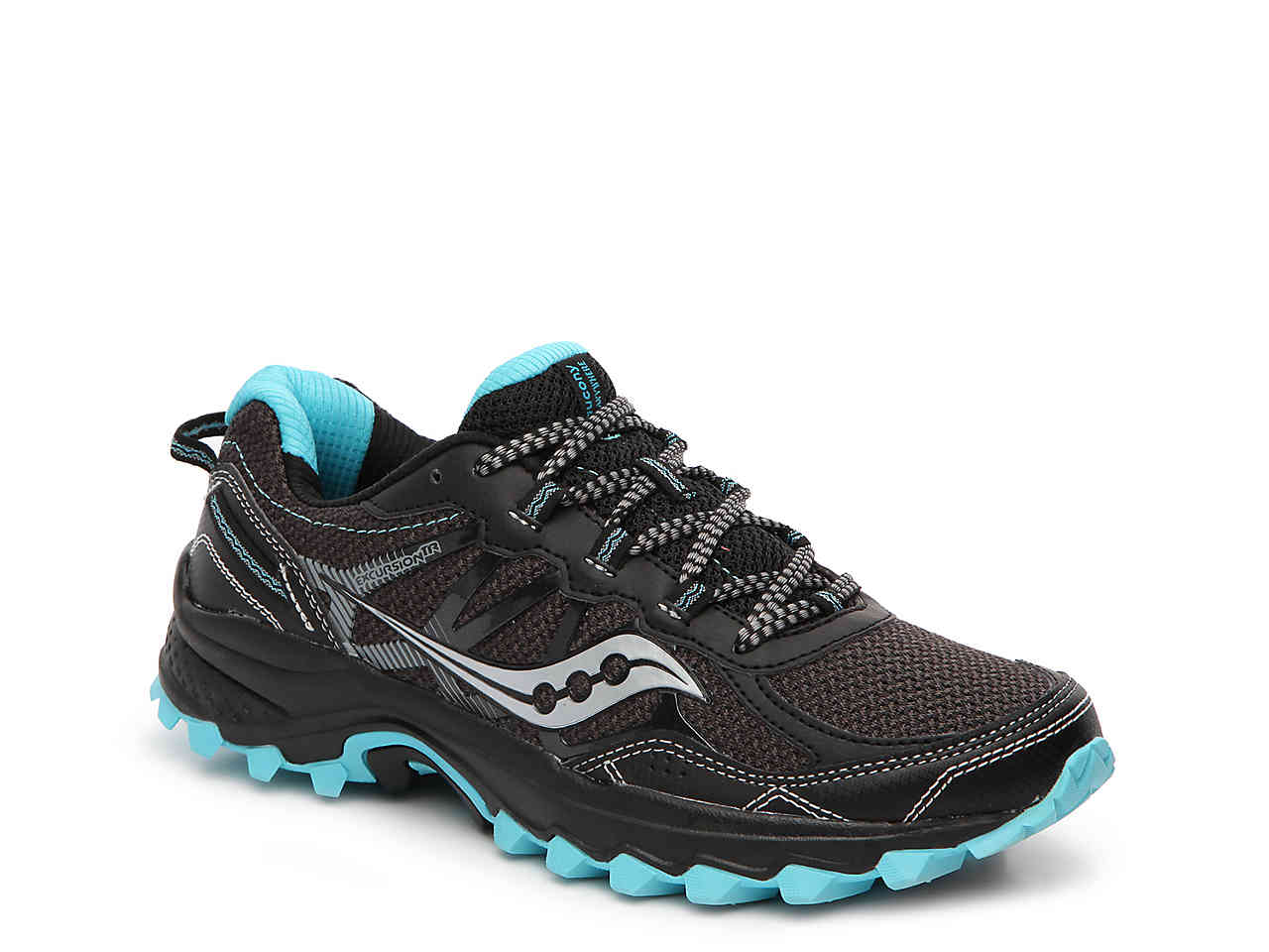 saucony shoes trail
