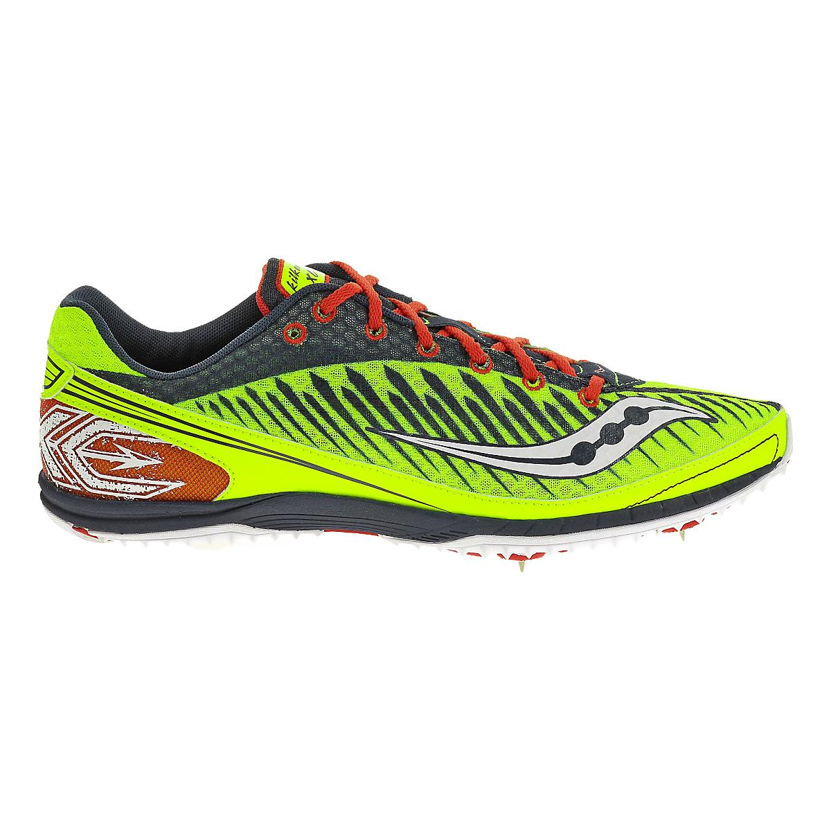 saucony spikes cross country