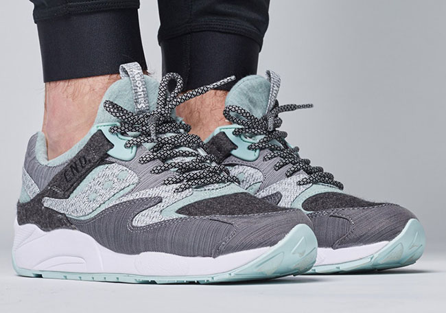 saucony white noise